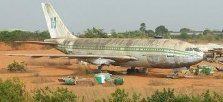 Seven Nigeria Airways pensioners die in one week