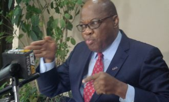 Agbakoba on 2019: Buhari is history… even his wife isn't supporting him
