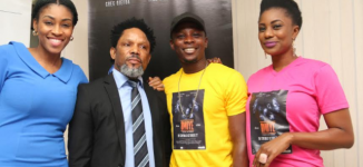 Domestic violence takes centre stage in new movie 'Omoye'