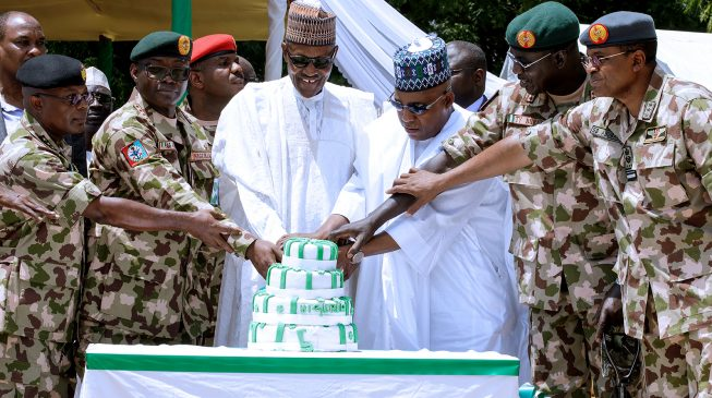 Buhari's 4th Independence Day celebration and the groaning of Nigerian people