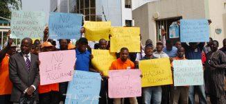 NEMA officials embark on nationwide strike