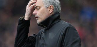 A new low for even Jose Mourinho