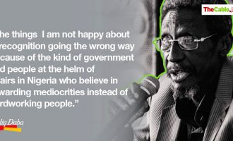 The Legend Series: I had fake friends when I used to drink and smoke, says Sadiq Daba