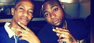 Davido 'absent' at Tagbo Umeike's funeral