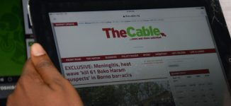 DISCLAIMER: Beware of TheCable imitations