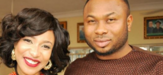 Tonto Dikeh threatens lawsuit over 'edited video' of scuffle with ex-husband