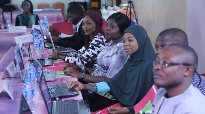 US embassy trains journalists on investigative, data journalism