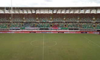 Stadium stampede: Many injured during Nigeria-Zambia match