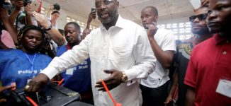 It's Weah vs Liberian VP in runoff election