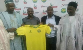 El-Kanemi Warriors appoint Amapakabo as new coach