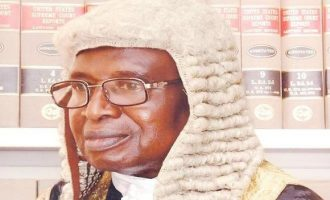 NJC replaces Salami with Galadima, ex-supreme court judge