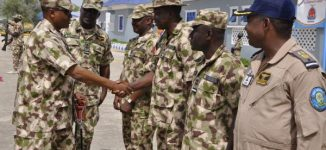 THE LIST: Army, air force promote 186 senior officers