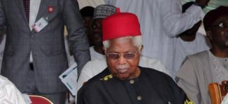 Ekwueme flown abroad for treatment at undisclosed location