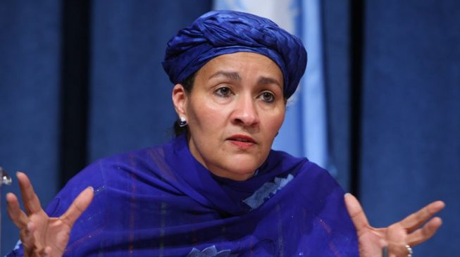 Amina Mohammed not under investigation, says ministry