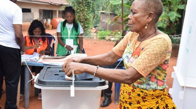 Needless fuss over poll order