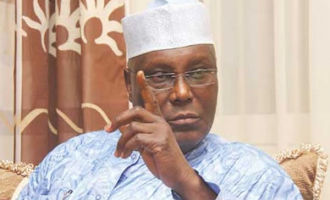 'Political transfer window open', 'He's like a rolling stone' – Twitter reacts to Atiku's defection