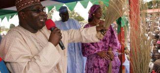 Atiku belongs to APC, spokesman tells group calling for his return to PDP