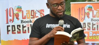 Bayo Olúpohùndà releases debut book, 'Are you not a Nigerian?'