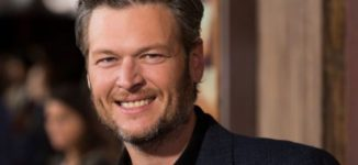 Blake Shelton is People magazine's sexiest man alive