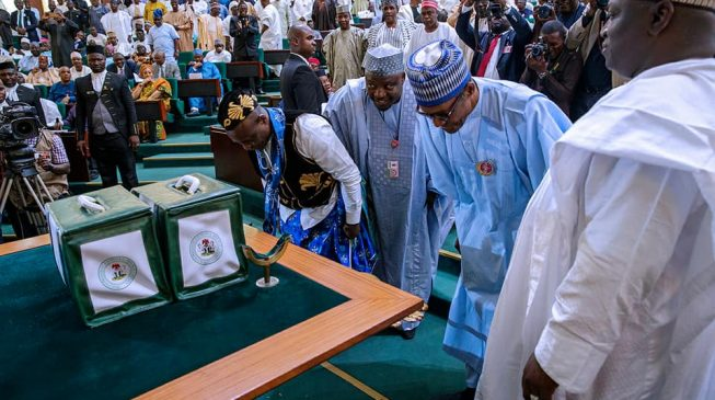 No Specific Date For 2018 Budget Passage - Senate