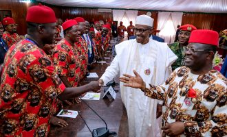 Did Buhari just shoehorn south-easterners into APC?