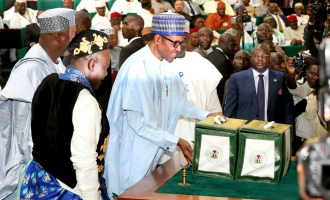 2018 Budgetary spending 'NOT N8.6trn but around N10trn'