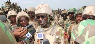 It's safe to return home, Buratai assures Borno IDPs