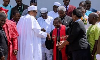 Report: Buhari's cash gift tears Christian leaders apart