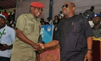Wike says Buhari needs ministers like Dalung