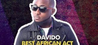 Davido emerges Best African Act at 2017 MTV EMAs
