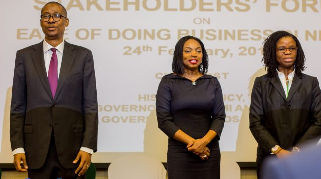 Nigeria Leaps 25 Spots On Ease of Doing Business Index