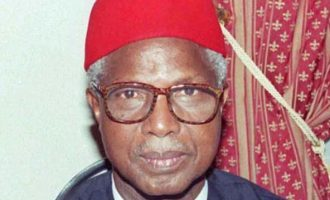 Ekwueme: A devout Anglican in love with the 'Holy Rosary'