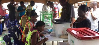 INEC: Smartphones can be used at polling units but not inside voting cubicle