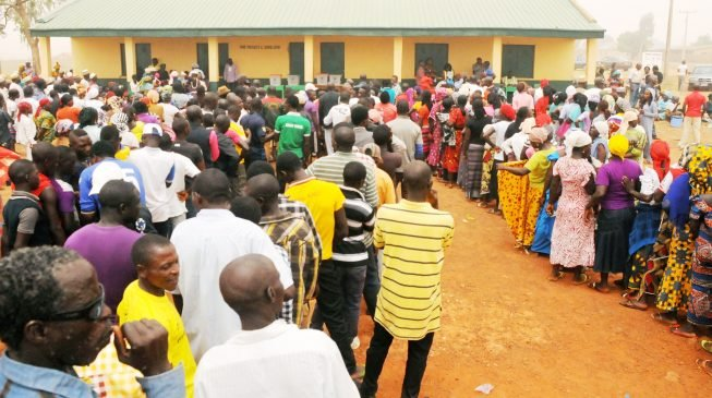 Why are elections war in Nigeria?