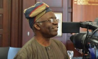 APC cannot demand Saraki's resignation, says Falana