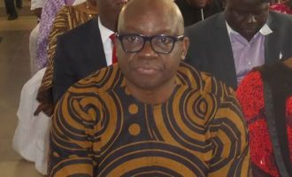 EXTRA: My birthday wish is to receive a call from Buhari, says Fayose