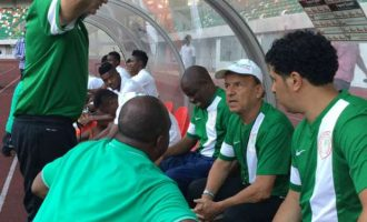Mikel Agu, Osimhen return to the fold as Rohr names squad for S'Africa clash