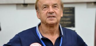 We were lucky to beat Poland, says Rohr