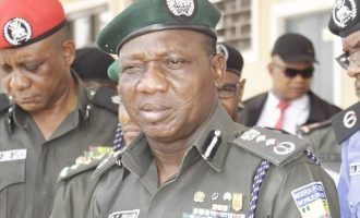 'I'm not here to answer your questions' — IGP tells lawmakers