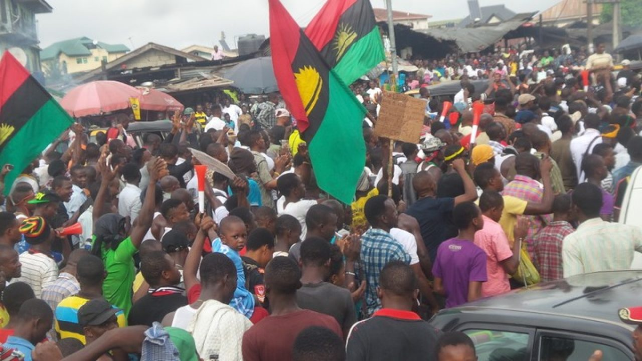 INTERVIEW: We'll forget Biafra on one condition, says IPOB