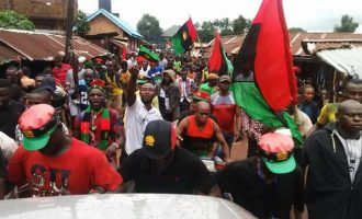 IPOB to FG: Defend yourself in court — not on the pages of newspapers