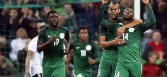 VIDEO: All the goals in Nigeria's 4-2 victory over Argentina