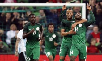 Super Eagles to play Congo, Czech, Serbia before World Cup