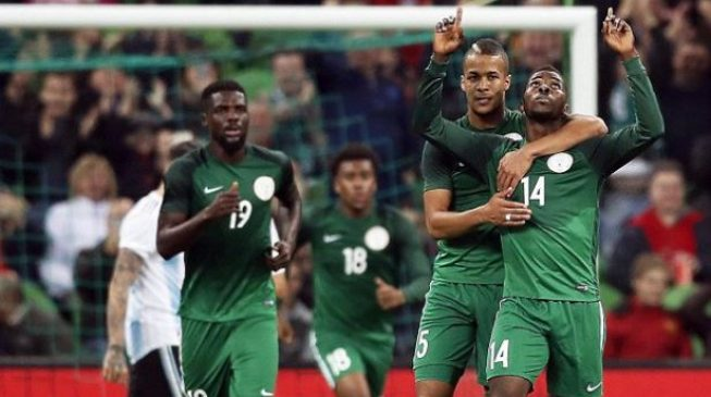 Nigeria's friendly against England sealed to hold in Wembley