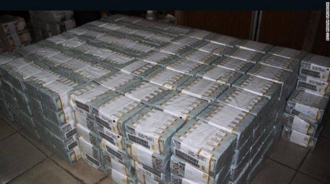 Ikoyi whistleblower now a millionaire, says Magu
