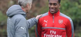 England didn't really push for Alex Iwobi, says Wenger