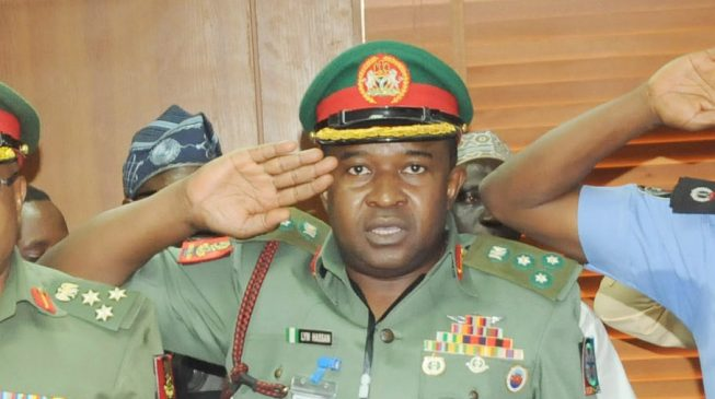 EXCLUSIVE: General detained as another scandal rocks Buhari's government
