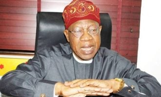 Lai: Fake news a time bomb in Nigeria
