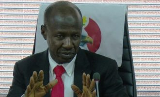 Magu to Nigerians: Whether you vote Buhari's government or not — be vigilant in 2019