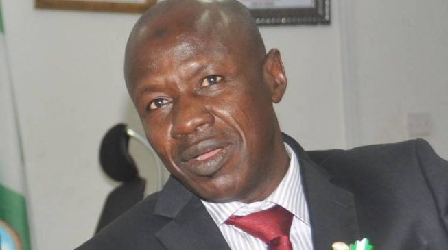 'Has anyone testified that I accepted bribe?' — Magu raises 10 questions for Salami panel